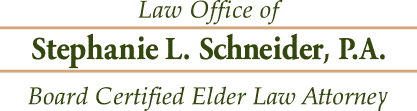 Law Office of Stephanie L. Schneider P.A.