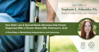 How Elder Law Attorneys Help People Diagnosed With Chronic Illnesses